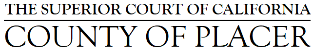 The Superior Court of California County of Placer